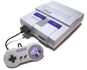 Video game Super Famicom *Super Nintendo*